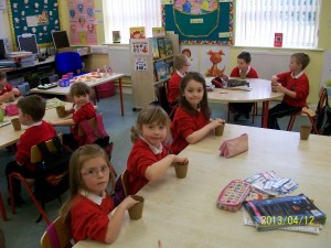 Classroom work april 019